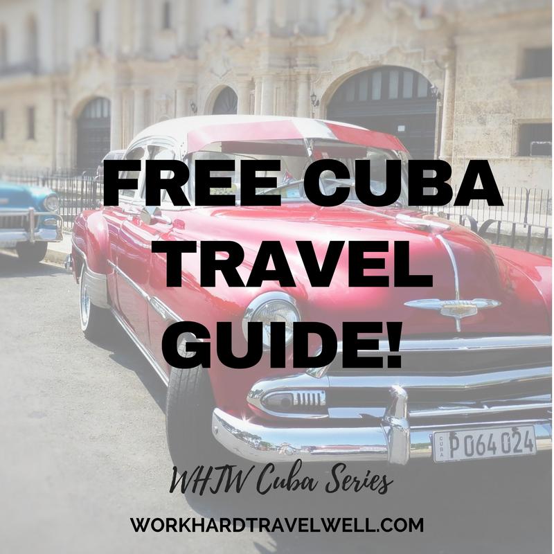 Cuba Tips