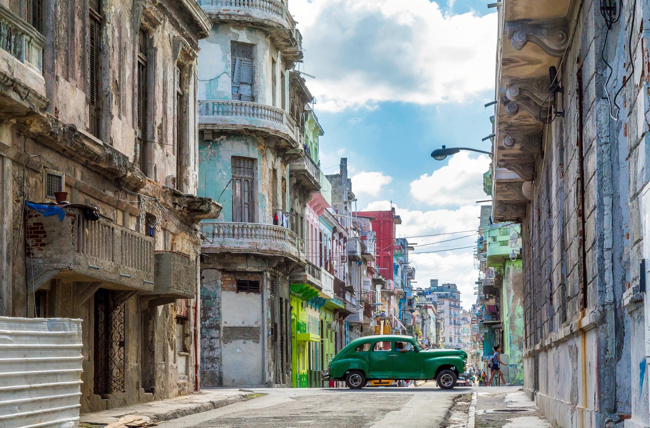 Cuba Tour January
